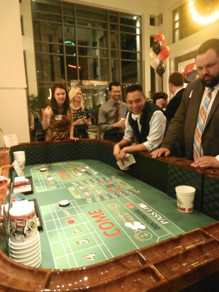 casino night themes atlanta ga