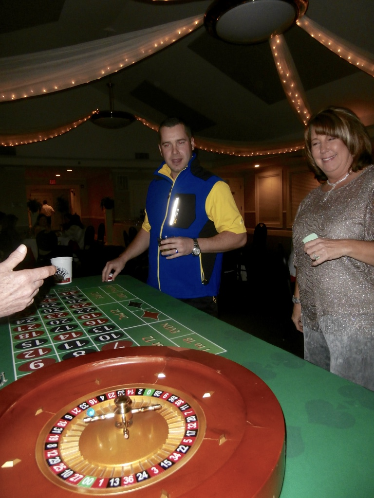 casino night theme party ideas atlanta