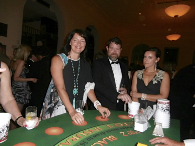wedding casino party atlanta