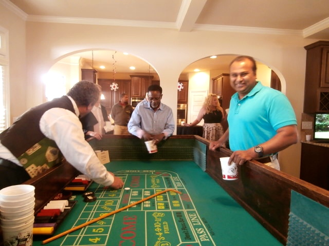 casino themed party games