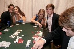 poker table rental atlanta