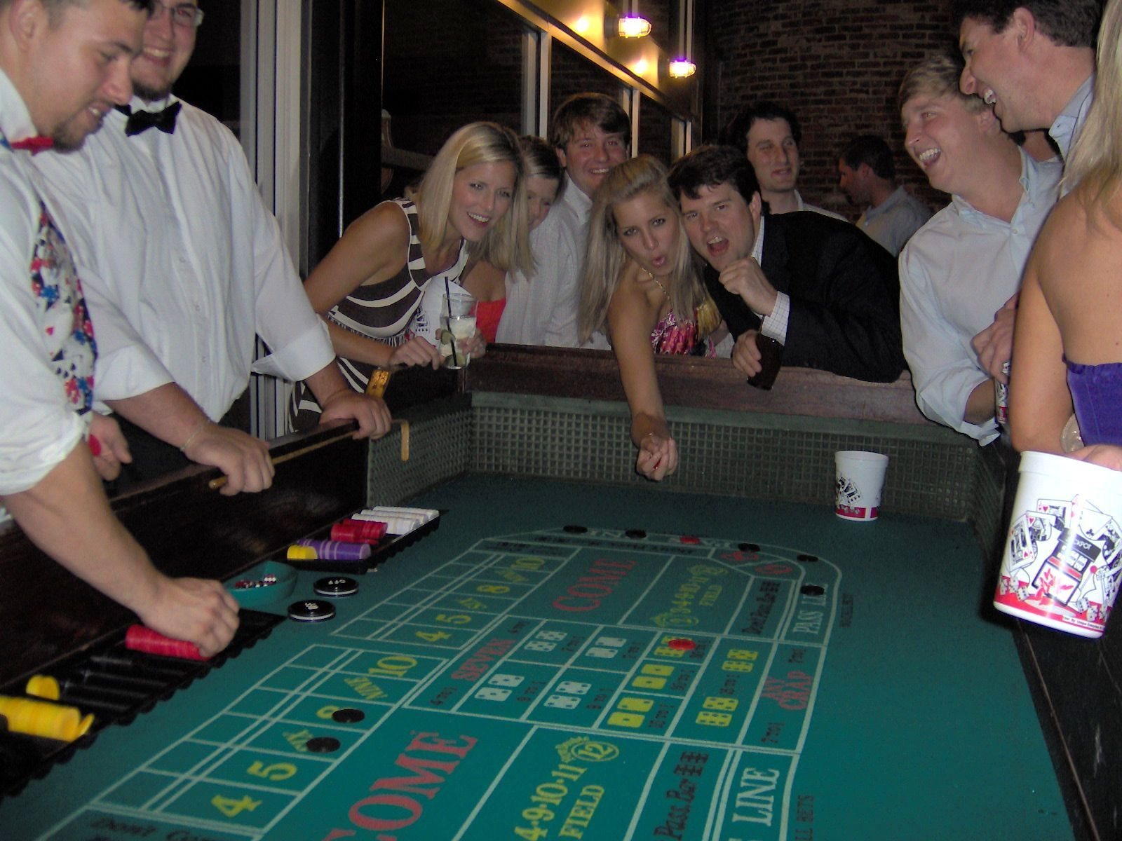 casino parties rentals atlanta