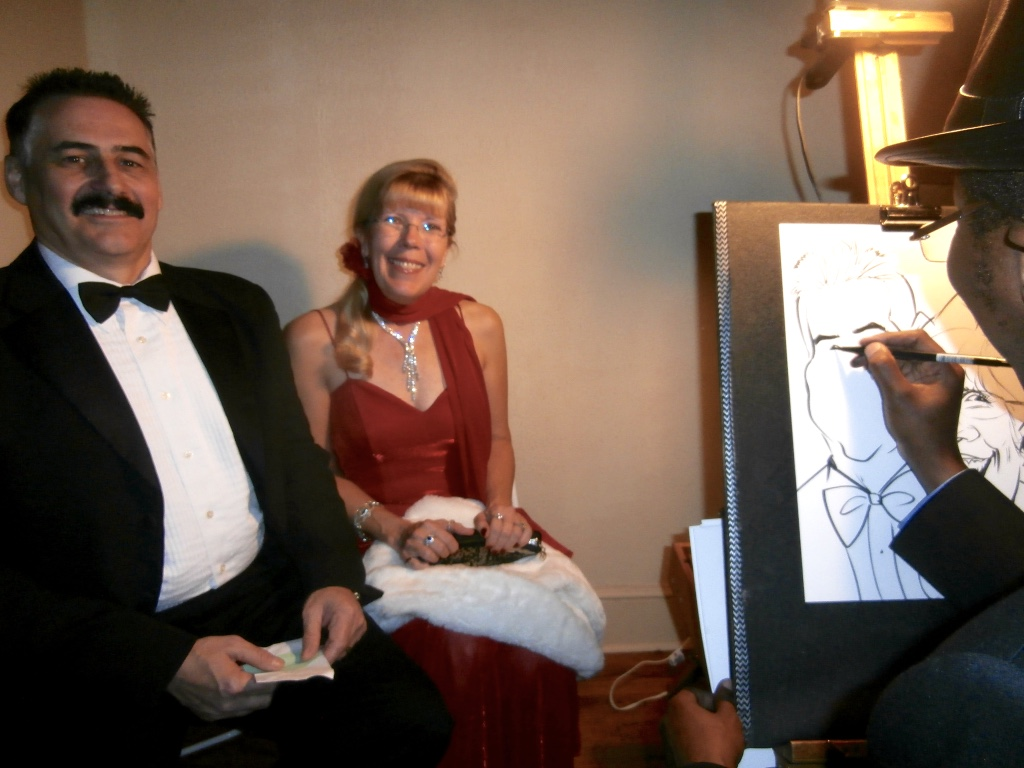 atlanta caricature artists
